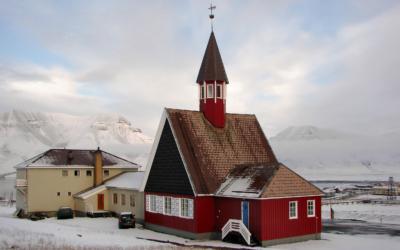 Verdens nordligste kirke skal restaureres
